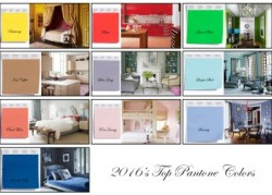Pantone Colors for the blog