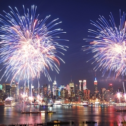 Date Your City | 4th Of July Fireworks