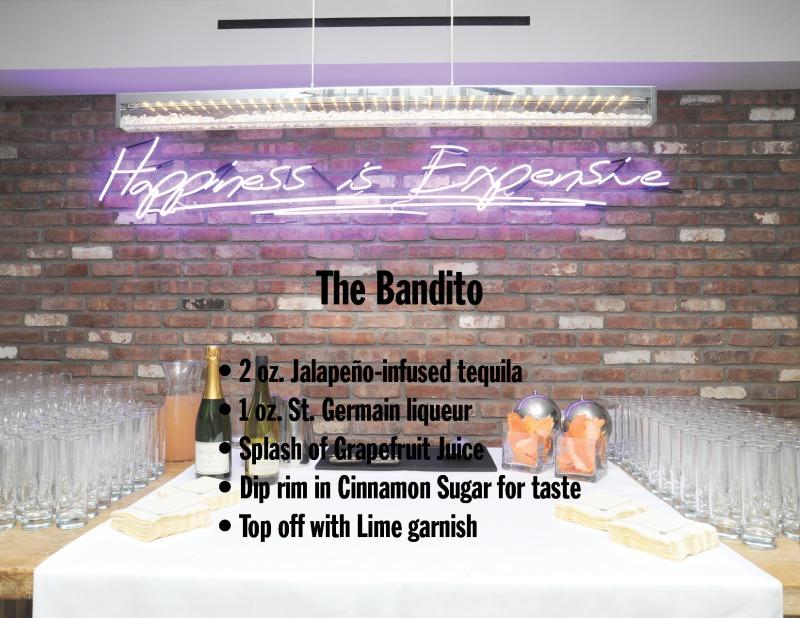 Traditional Home Magazine Event - Bandito Recipe